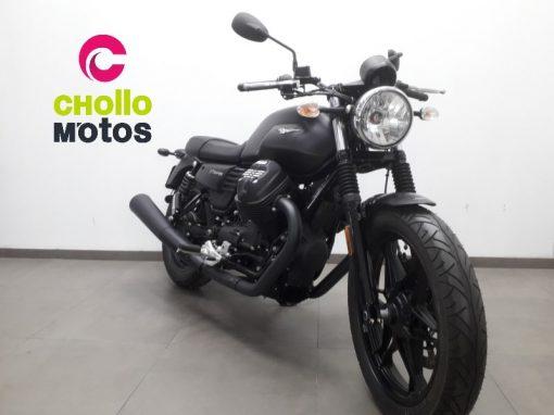 Moto Guzzi V7 III 750 35kw -chollomotos.com