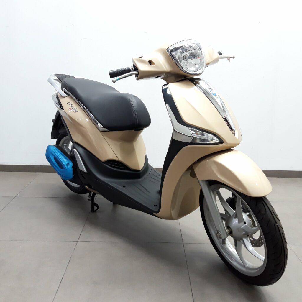 Piaggio Liberty 125 ABS E4 - Chollomotos.com